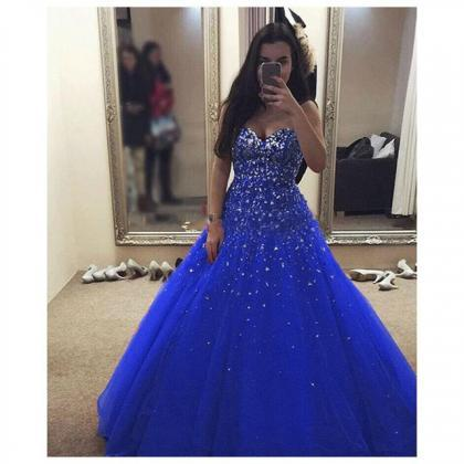 Prom Dress, New Arrival Ball Gown E..
