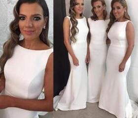 Bridesmaid dress, w..
