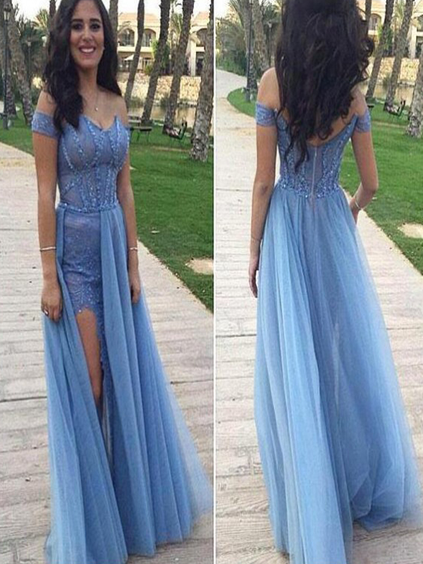 21b988565a08 Long Custom Prom Dress