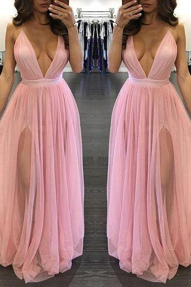 Prom Dress,V-Neck Sexy Prom Dress,Long Prom Dresses,Prom Dresses,Evening Dress, Prom Gowns, Formal Women Dress,prom dress,Wedding Guest Prom Gowns, Formal Occasion Dresses,Formal Dress