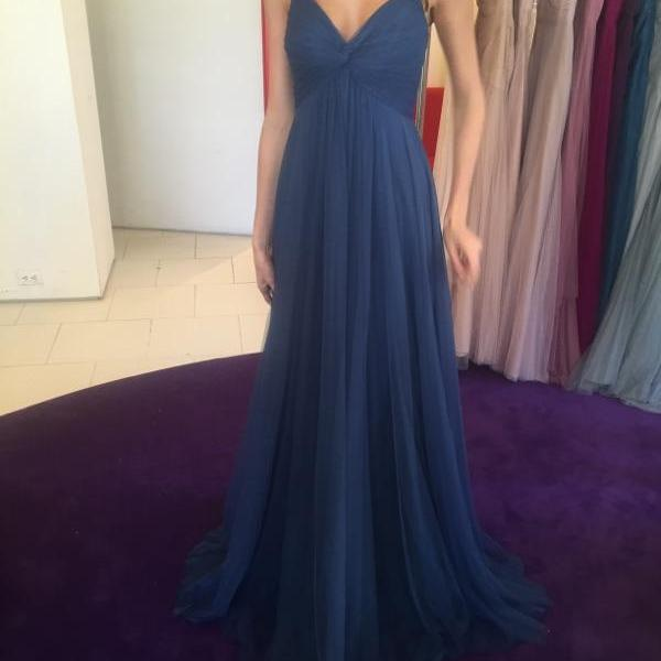 Elegant Prom Dress,Simple Tulle Prom Dresses,Sexy Prom Dress,Long Prom Dresses